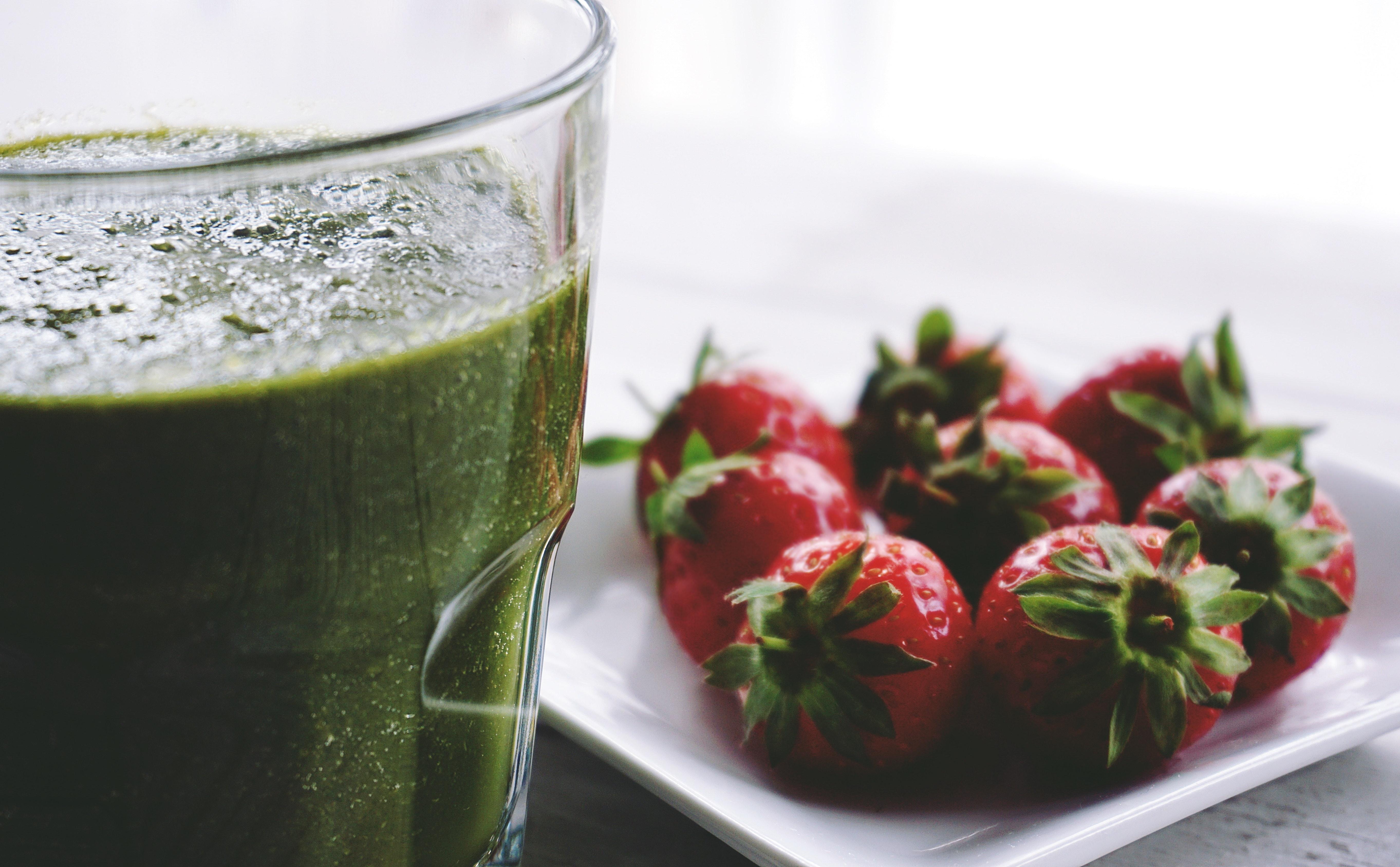 Smoothie nutritiv, delicios si sanatos